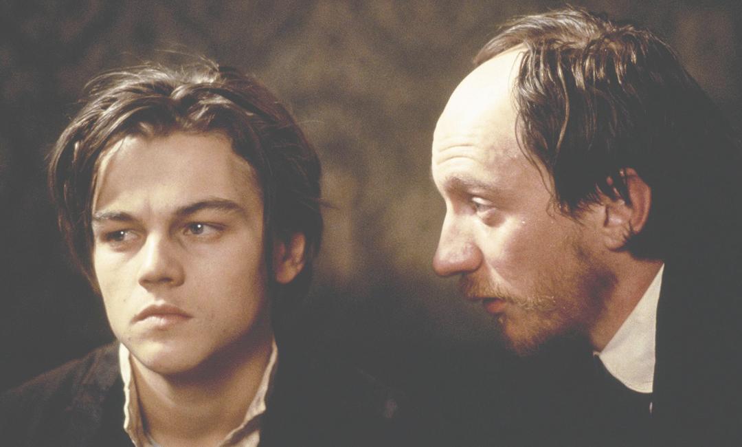 Фильм про однополую любовь с Ди Каприо - Полное затмение (Total еclipse), 1995