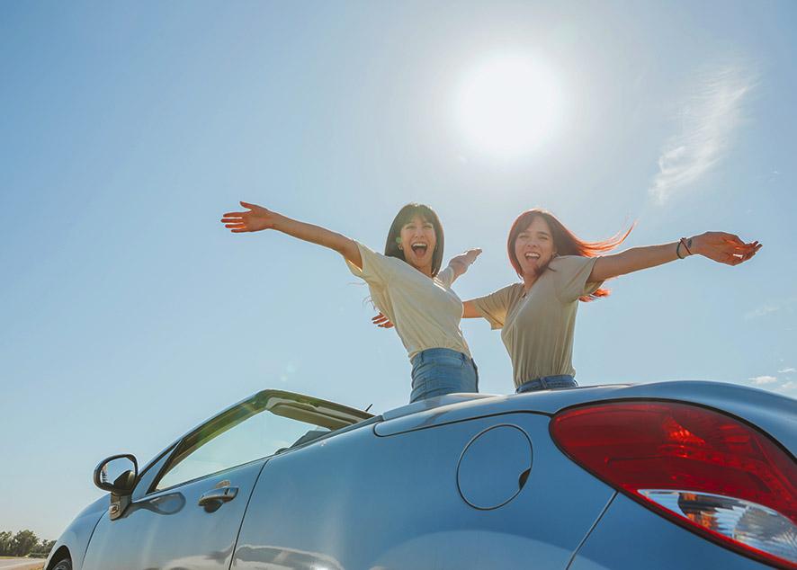 Несколько советов, как сделать путешествие на машине максимально комфортным.