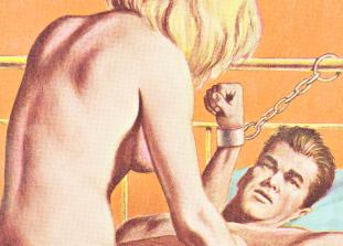 Подборка сексуальных поз, которые помогут тебе разнообразить секс и получить новые ощущения.