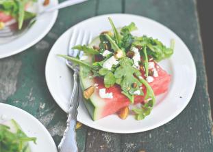 Подборка простых блюд с летним вкусом.