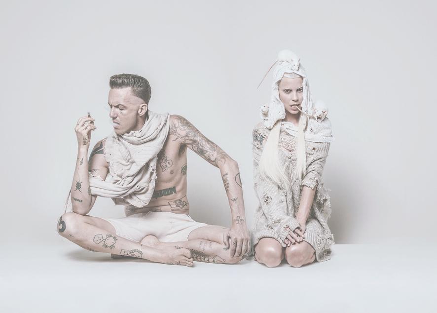 Die Antwoord высказались крайне откровенно о фильме «Отряд самоубийц» и о режиссере Дэвиде Эйере, обвиняя его в использовании их имиджа.