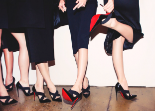 Как менялась многовековая  история моды туфель на каблуке.