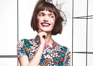 Если хочется внести свежую нотку в макияж, есть способ сделать это оригинальным способом.