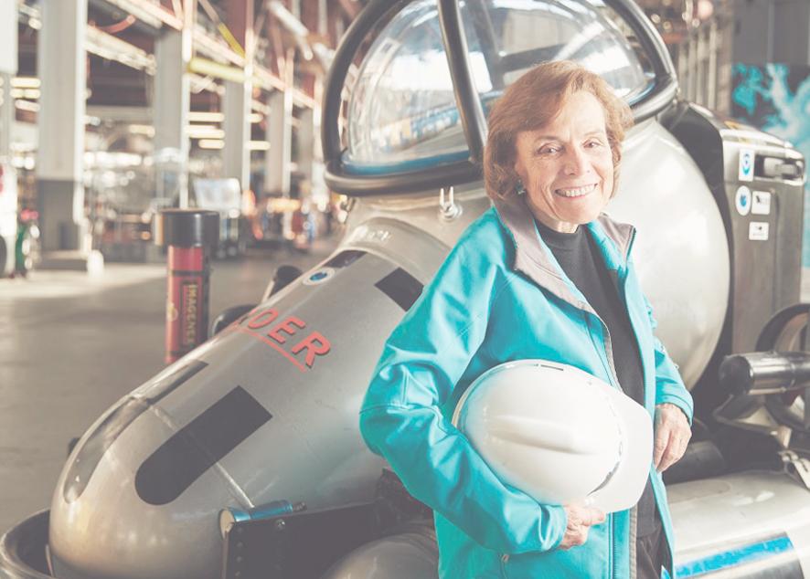 Женщины-ученые, о которых мало говорят, но их заслуги остаются значимыми до сих пор.