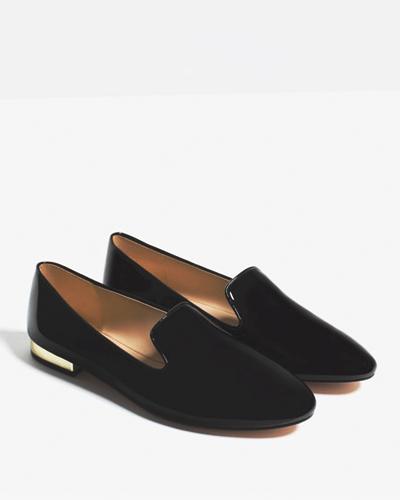 Туфли-слиперы, Zara