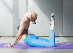 Что делать, если боль в спине не дает заниматься фитнесом.