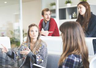Несколько действенных способов бороться с агрессивно настроенными сотрудниками.