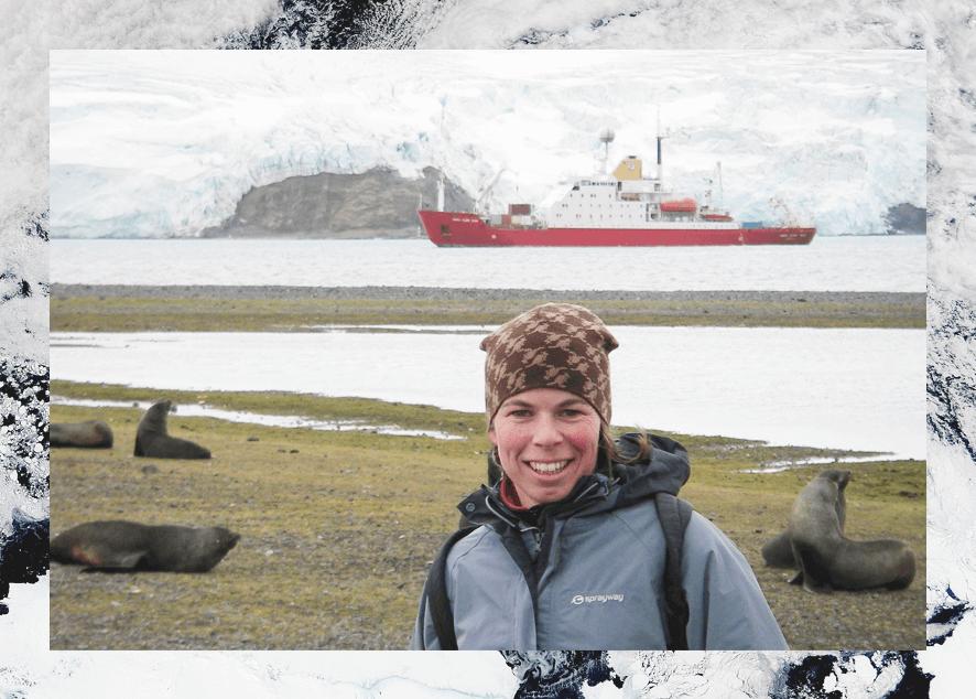 Как одна австралийская ученая решила изменить судьбу женщин-ученых и будущих исследовательниц Антарктиды.