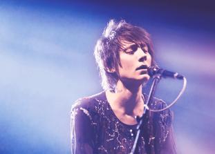 Певица отыграла последний концерт, который прошел в Екатеринбурге.