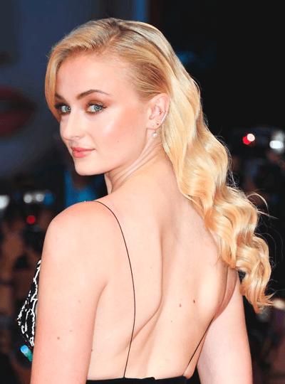 Кремовый блонд