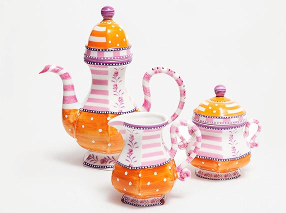 Чайный набор Zara Home