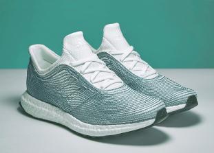 Adidas планирует не только изменить взгляд на современный дизайн обуви, но и привлечь внимание к глобальным эко-проблемам.