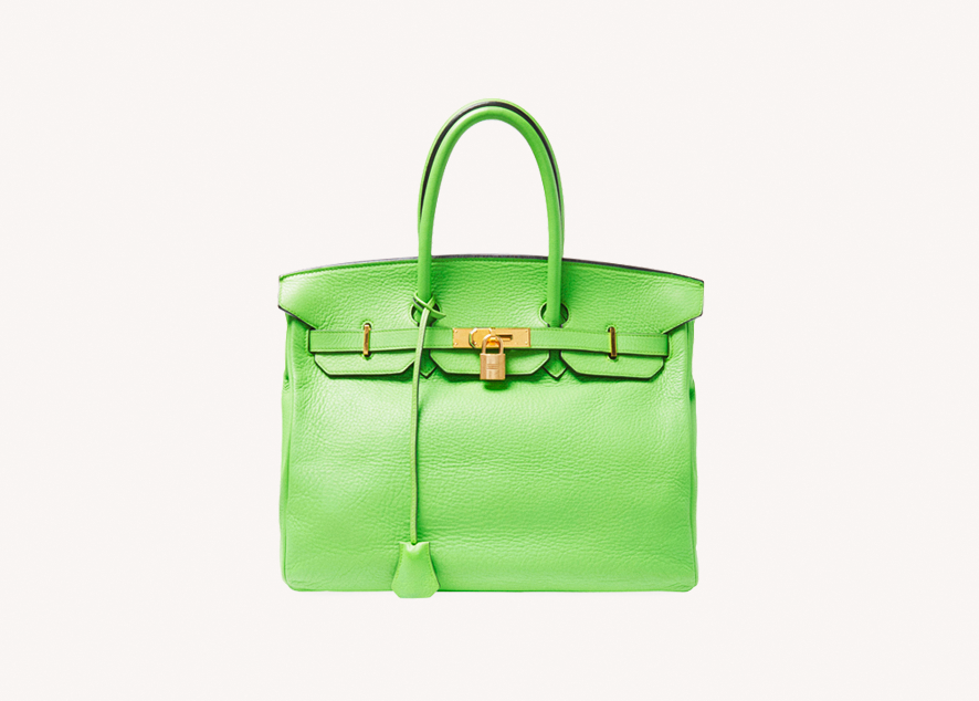 Мировые модные коллекции уже пополнились стильными вещами и аксессуарами ярко-травяного оттенка.