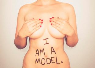 Популярная модель из Мельбурна и известная австралийская актриса предлагают пересмотреть отношение к модельным стандартам.