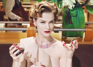 Кто сказал, что коктейльное платье не может быть похоже на ваш любимый напиток?