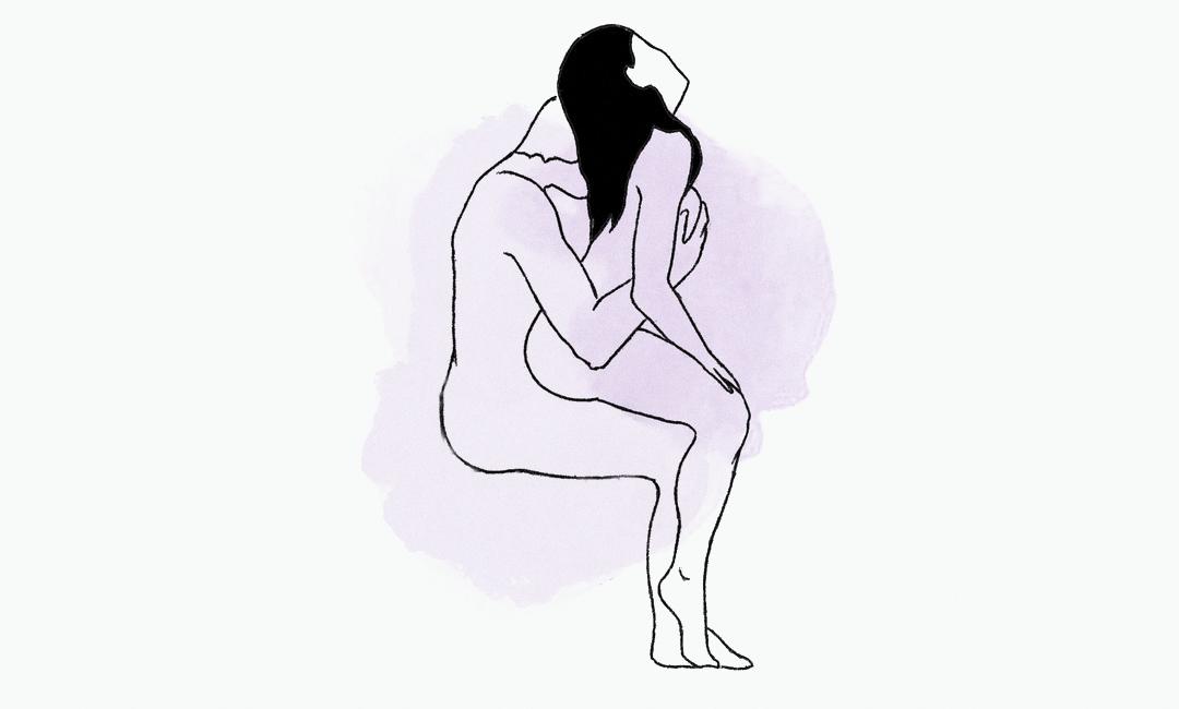 позы для секса в душе и в ванной сидя