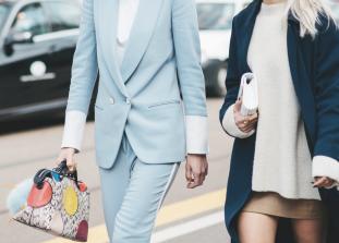 Образ элегантной итальянки подходит не только жгучим брюнеткам, но и девушкам любых других типажей. Нужно только правильно подобрать гардероб.