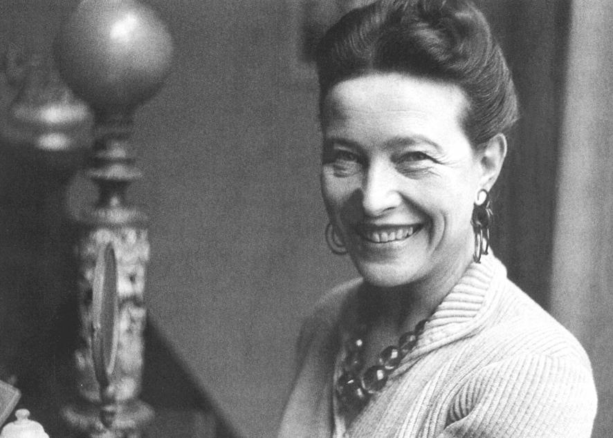 Жизнь, творчество и философские взгляды удивительной женщины и грамотной феминистки Симоны де Бовуар.