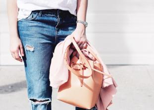 Как сделать так, чтобы даже самая простая одежда выглядела стильно и дорого.
