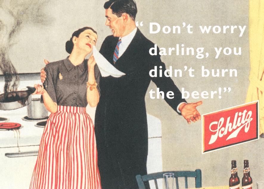 Специалисты по PR часто превращают в своей рекламе женщину в вещь — и не только.
