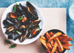 Самые известные рецепты со всего мира на твоей кухне.