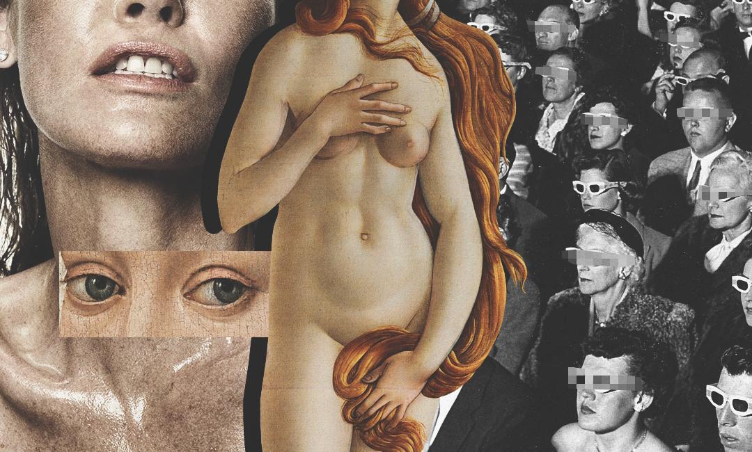 Боттичелли рождение Венеры