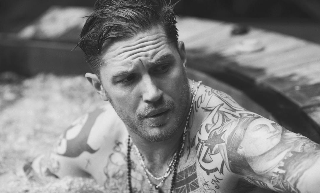 Татуировки Тома Харди
