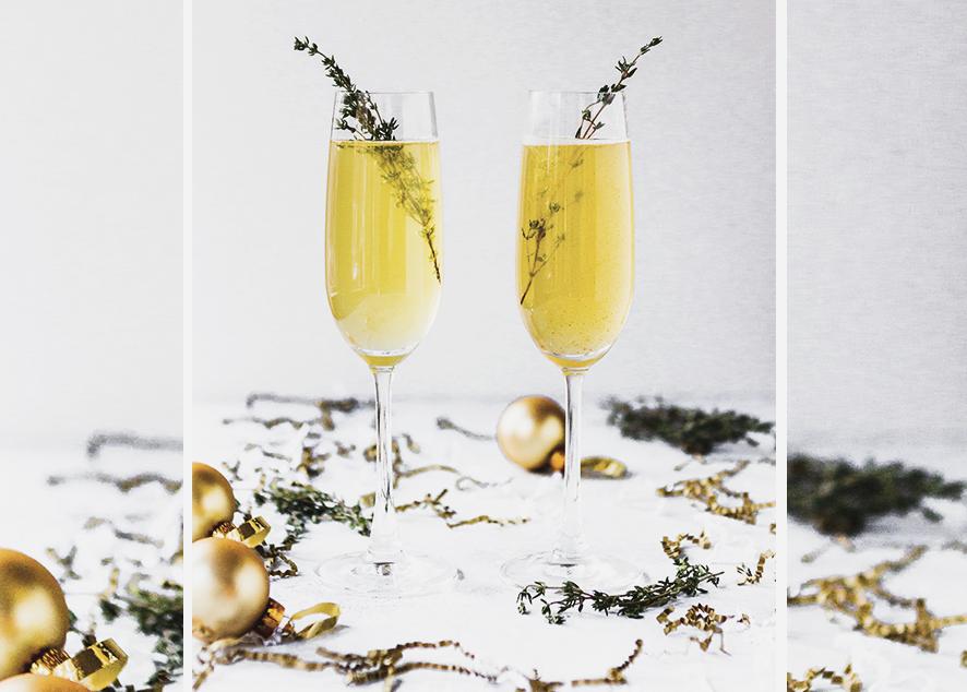 Чтобы выпить шампанского, женщине не нужен повод.