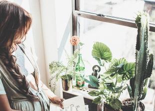 Стильный и бюджетный интерьер можно создать, даже если ты живешь не в своей квартире.
