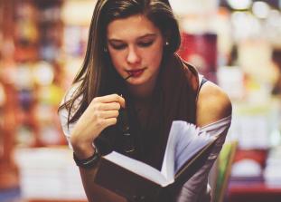 Книги, которые напомнят тебе, как ты прекрасна.