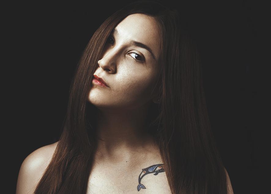 Настя Косюк - вокалистка группы Ki-Fi рассказывает о том, как добиться успеха на рок-сцене.