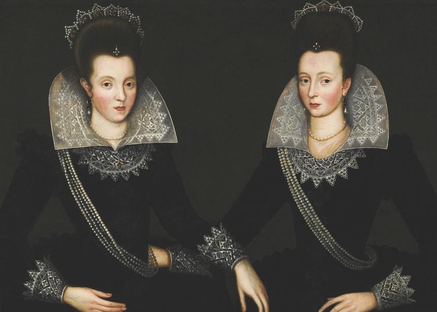 Чем вдохновиться в истории правления Анны Датской.