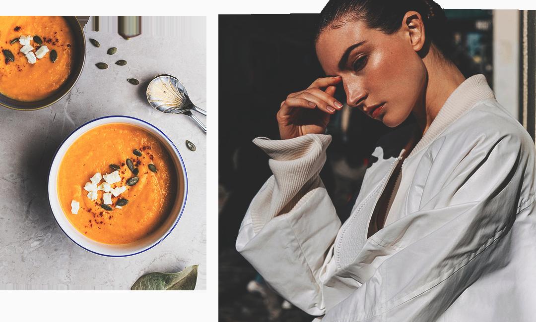 Объективация женщины vs. сбалансированного питания
