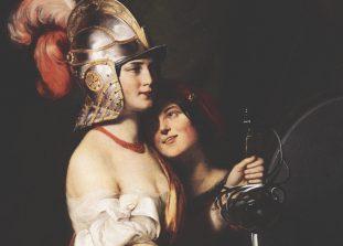 Истории воительниц, которые не боялись вида крови.
