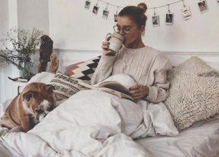 Что почитать, если устала от повседневности.