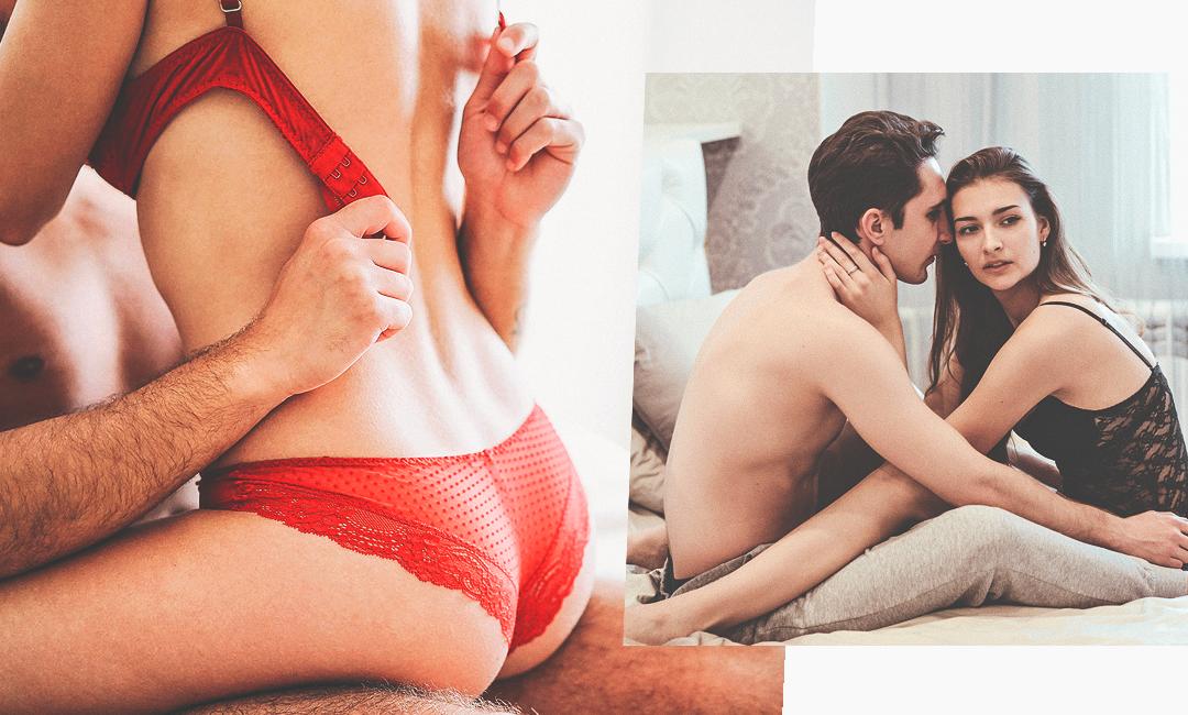 Прелюдия секса по русски, киска страстно сосет большой член