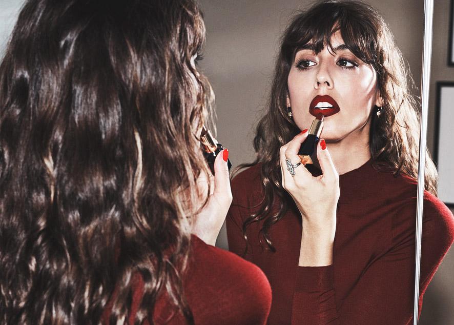 Главная идея французского макияжа - подчеркнуть естественность и показать характер.