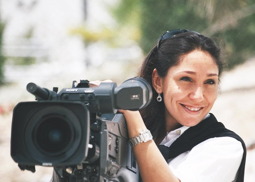 Хаифа аль-Мансур - первая женщина-кинематографист в Саудовской Аравии - стране, где до 2018 года были запрещены кинотеатры.