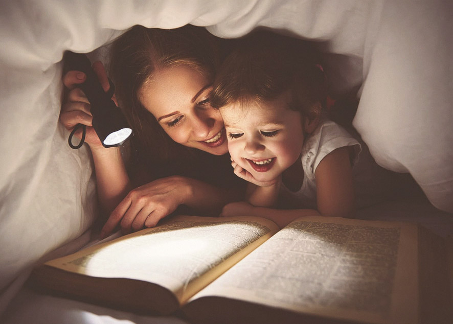 Подборка книг, интересных не только детям, но и их родителям.