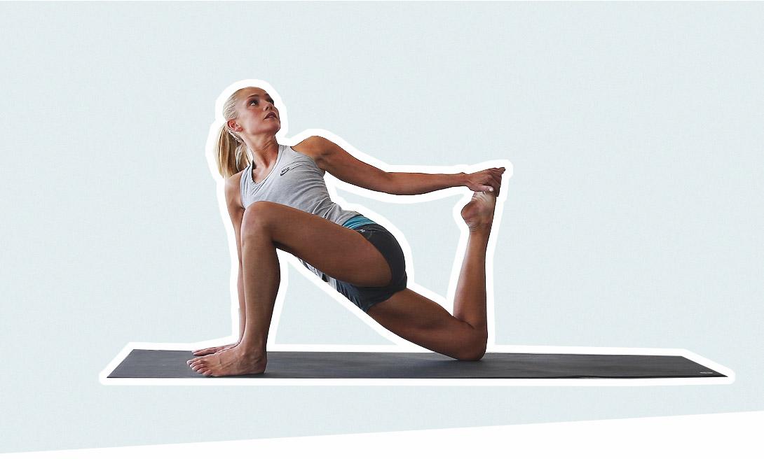 повороты корпуса сделают вашу растяжку лучше