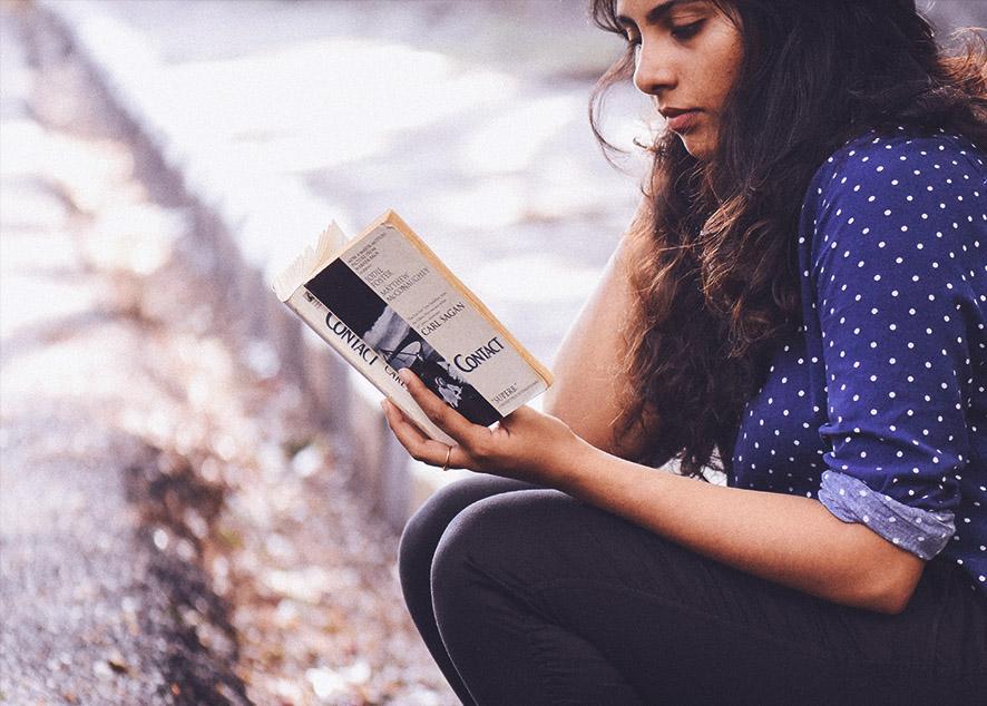 Любовные романы, философские притчи, щепотка магического реализма и один детектив.