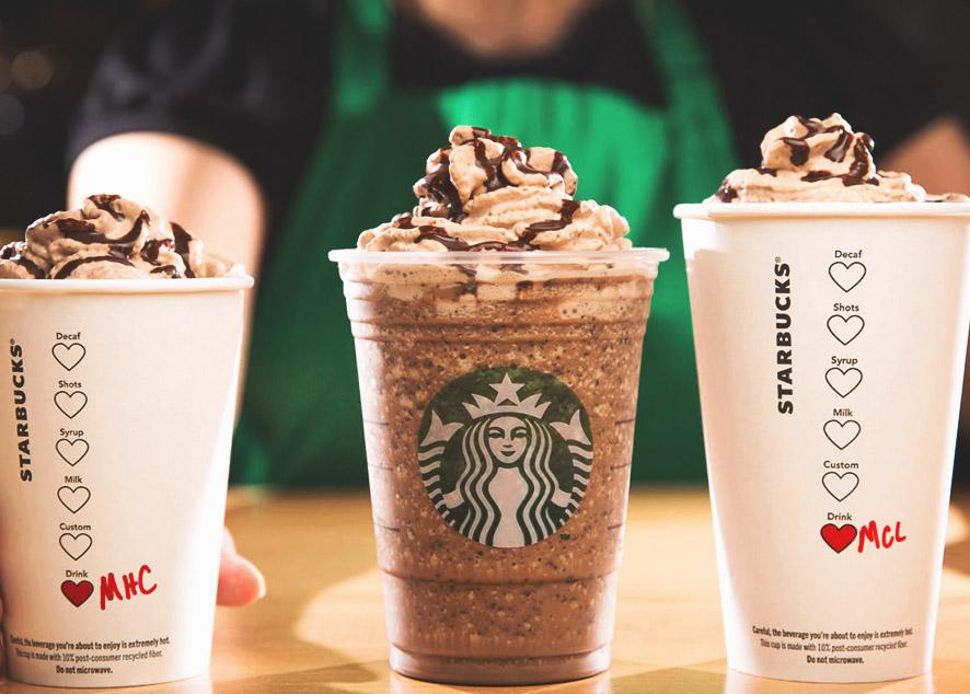 Знаменитая сеть кофеен намерена добиться максимального комфорта для всех сотрудников.