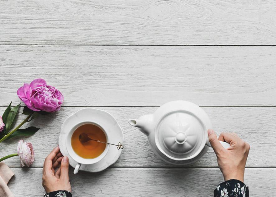 Тонизирующие латте без кофеина и другие полезные напитки.
