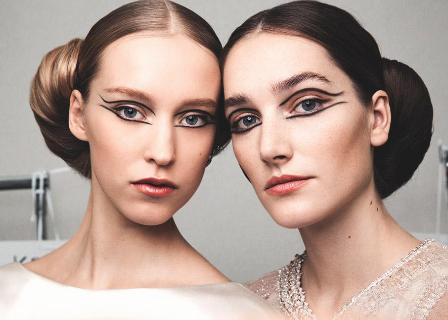 модный макияж 2018