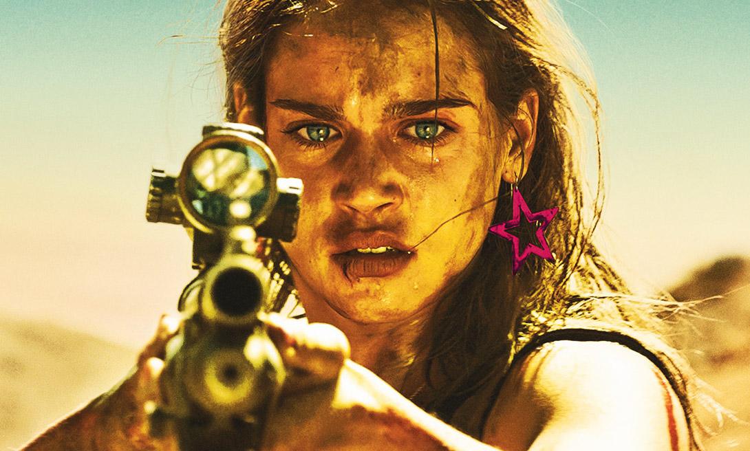 Месть (Revenge) - хоррор про женскую месть