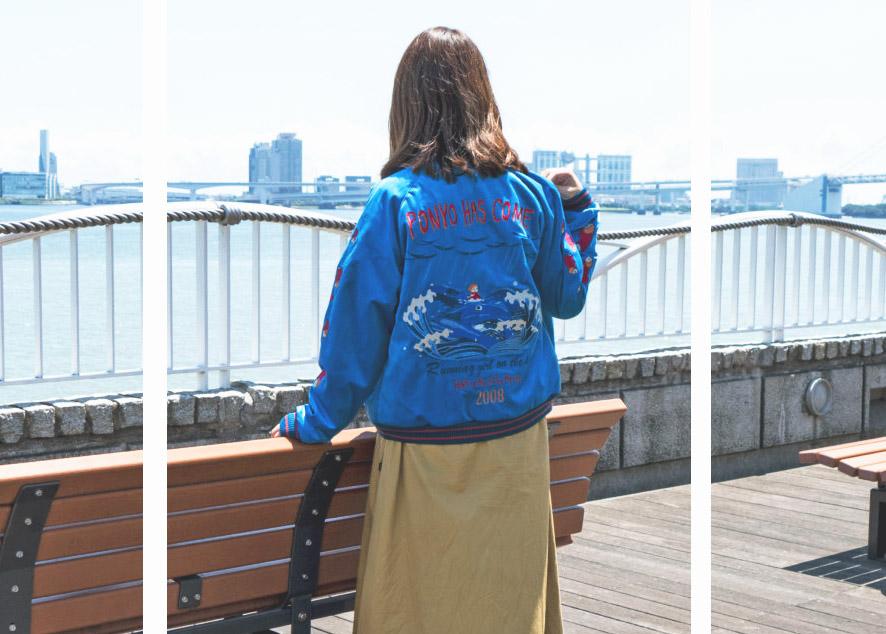 Тематические куртки для фанатов работ Хаяо Миядзаки уже поступили в продажу.