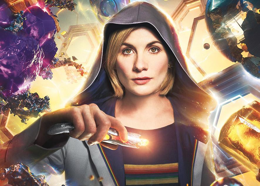 Первая девушка в главной роли - не единственный повод посмотреть новый сезон.
