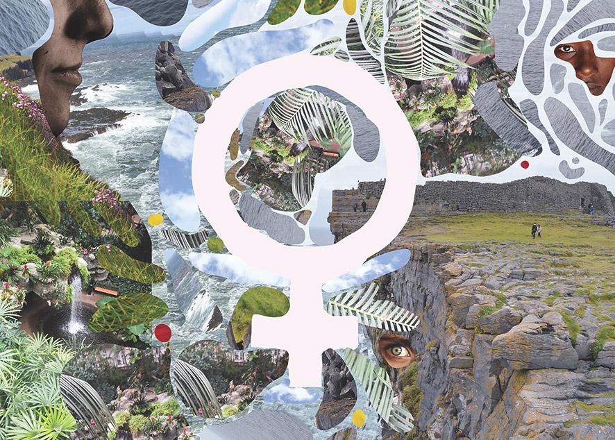 Питерская художница и экофеминистка рассказывает, почему у природы и у женщин в нашем обществе одни и те же проблемы.