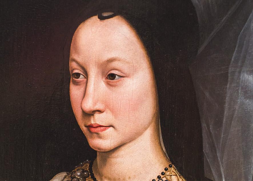 Влюбила в себя короля, подружилась с его женой, изменила придворную моду и помогла Франции завершить столетнюю войну.
