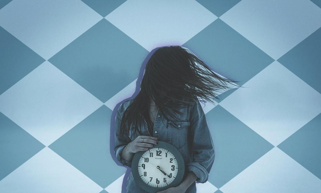 Лайфхак психолога №3 - Дыши по технике «4 - 7 - 8». Картинка